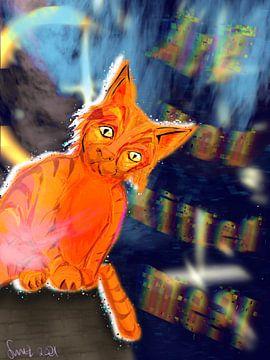 Are you kitten me !? van Suzanne Groen