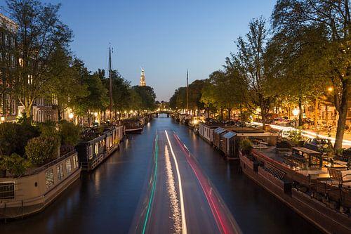Prince's Canal van