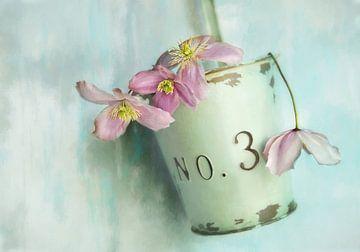 Bloemen Fantasie #03 van Lizzy Pe