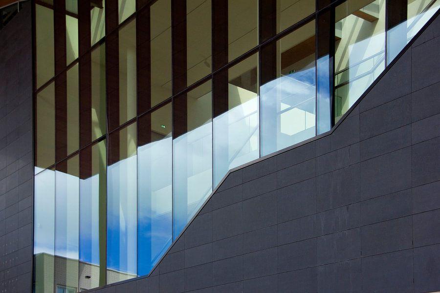 Moderne architectuur van Jos Jansen