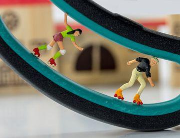 skating van Compuinfoto .