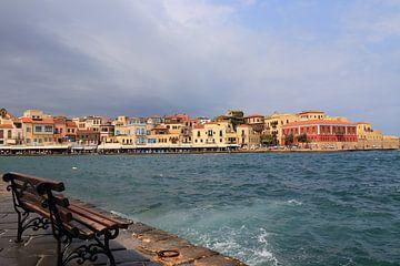 Haven van Chania, Kreta van Bobsphotography