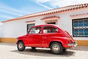 Fiat 600 van Aukelien Minnema