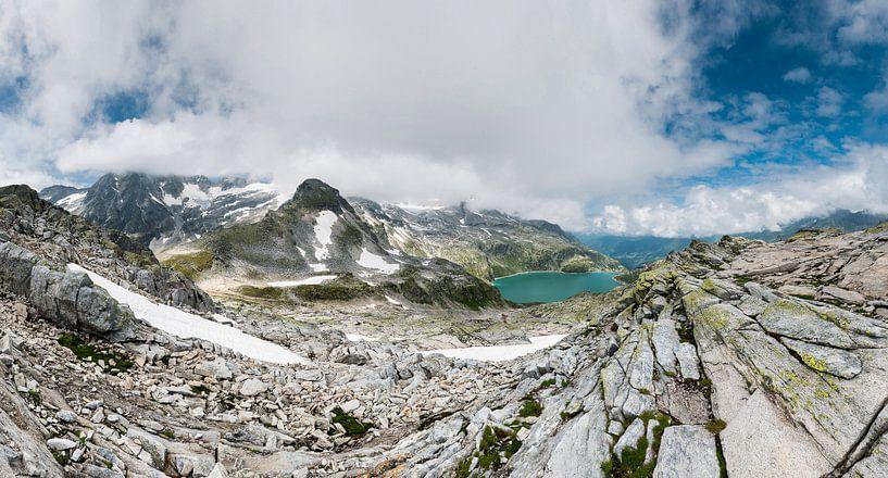 Oostenrijkse Alpen - 9 van Damien Franscoise