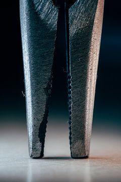 Close up tang - gereedschap van Nathan Okkerse