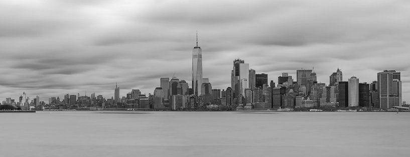 Skyline Manhattan van Rene Ladenius
