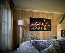 Kundenfoto: Tulpen aus Holland von Dirk Verwoerd, auf hd metal