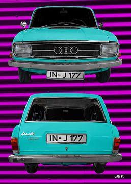 Audi F103 Landgoed van aRi F. Huber