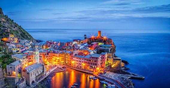 Vernazza at night - Cinque Terre
