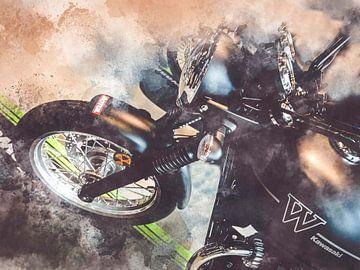 Bike Art (3) von Lis Fotografie