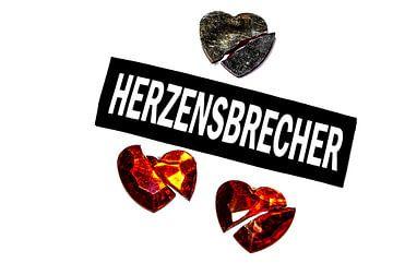 Hij is een hartenbreker. van Norbert Sülzner
