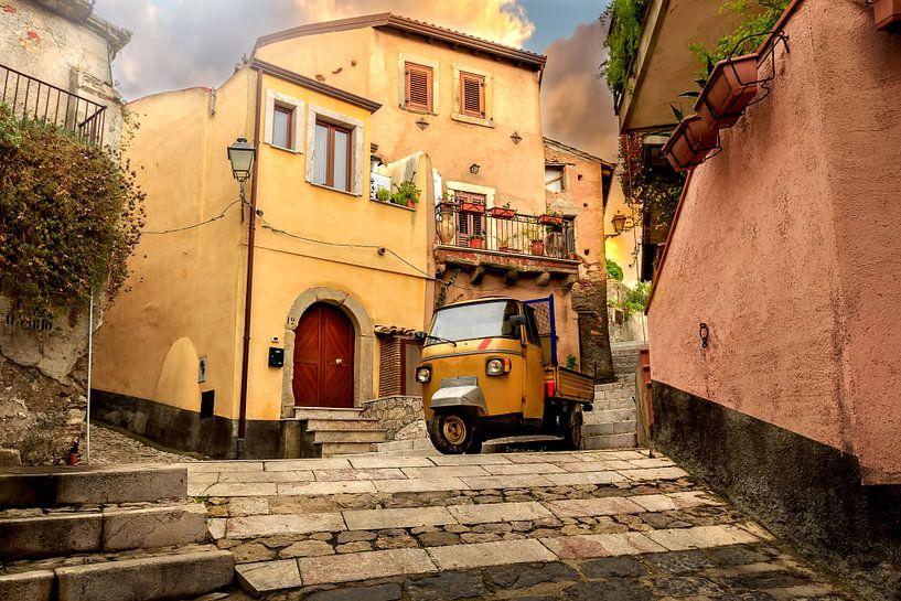 Bella Sicilia von Costas Ganasos