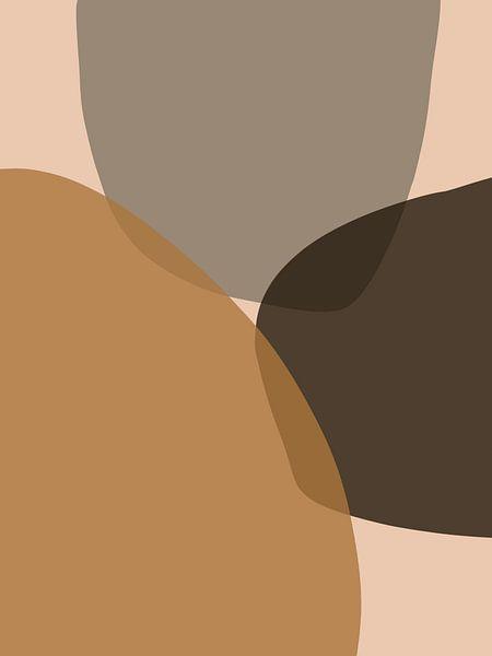 Brave ground. van YOPIE illustraties
