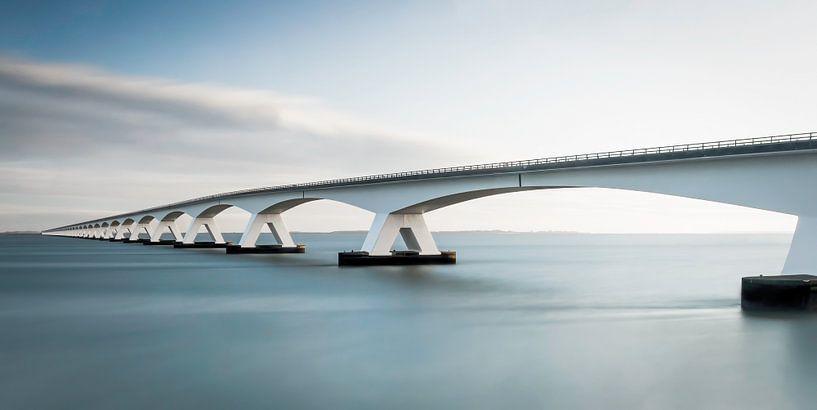 Pont Zeeland bleu clair sur Marjolein van Middelkoop