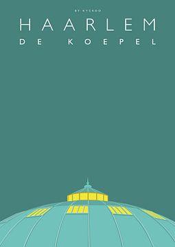 Die Kuppel Haarlem von Erwin van Wijk