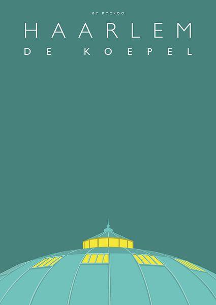 De Koepel Haarlem van Erwin van Wijk