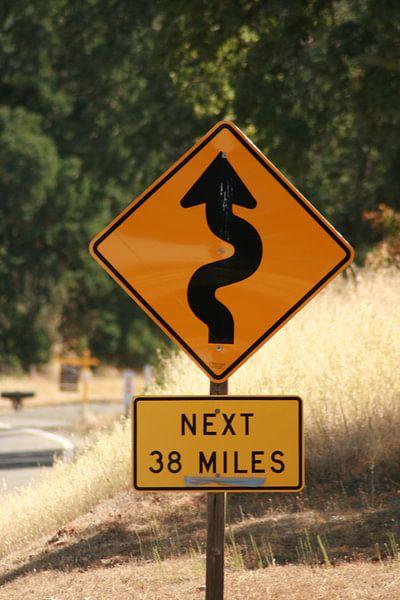 Road sign van Karen Boer-Gijsman