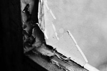 Zerbrochenes Glas von Danique Verkolf