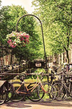 Centre ville d'Amsterdam Pays-Bas Vieux