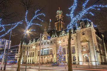 Stadhuis Rotterdam sur Ad Van Koppen