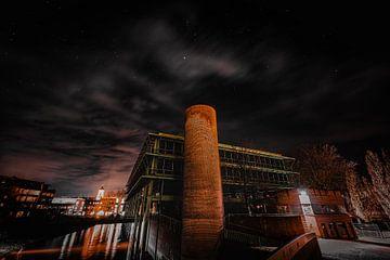 Bocholter Rathaus in der Nacht von n.Thi Photographie