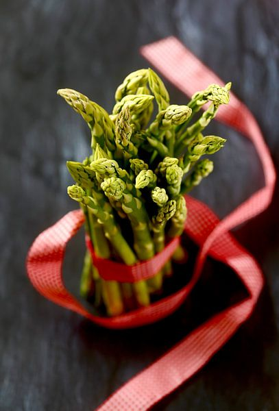 Groene asperges van Thomas Jäger