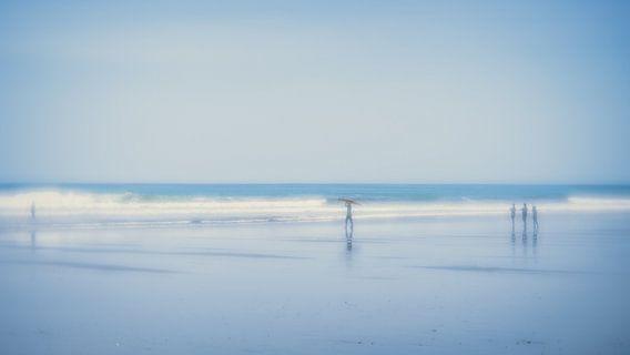 At the beach (4)
