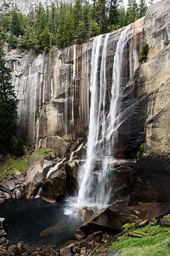 Yosemite-Wasserfall von Ingeborg van Bruggen
