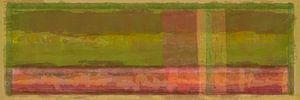 Panorama 'Rothko', erdige Töne