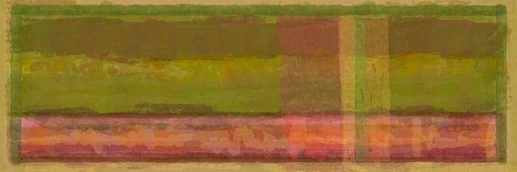 Panorama 'Rothko', aardetinten