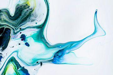 Acryl kunst 2043 van Rob Smit