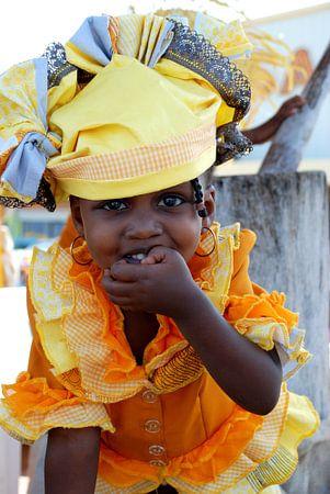 Kleurrijk Curacao