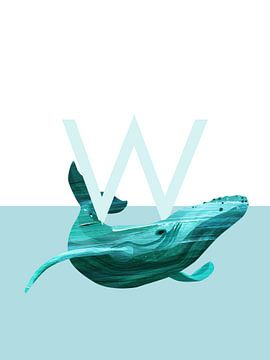 W - Walvis van Goed Blauw
