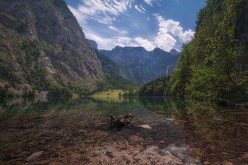 Bergsee von Maikel Brands