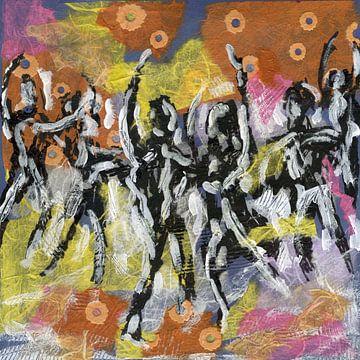 Party People Dance van ART Eva Maria