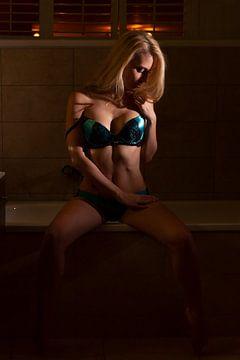In de badkamer van Tilo Grellmann | Photography
