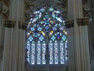Glas in lood van Elize Aurik