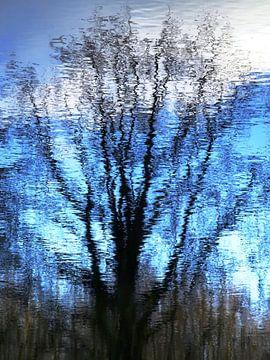 Urban Reflections 100 van MoArt (Maurice Heuts)