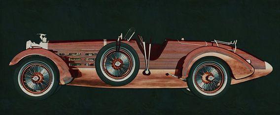 Hispano Suiza H6 Tulpenhout 1924