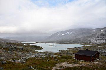 Grotte Norwegen von Dirk Zeelte
