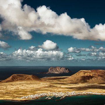 La Isla La Graciosa sur