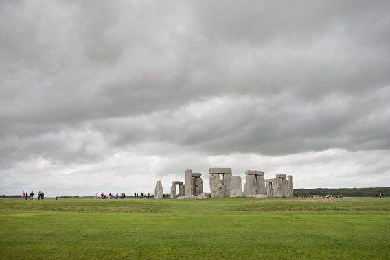 Stohenge ENGELAND van Wilbert Van Veldhuizen