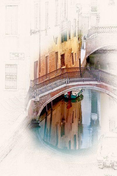 Venedig 05 von Erich Krätschmer