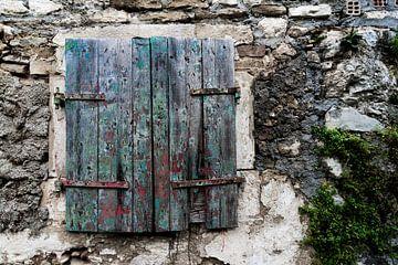 Venster op Korfoe von Gerben Duijster