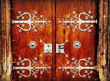 Tür Zu...! von Caroline Lichthart