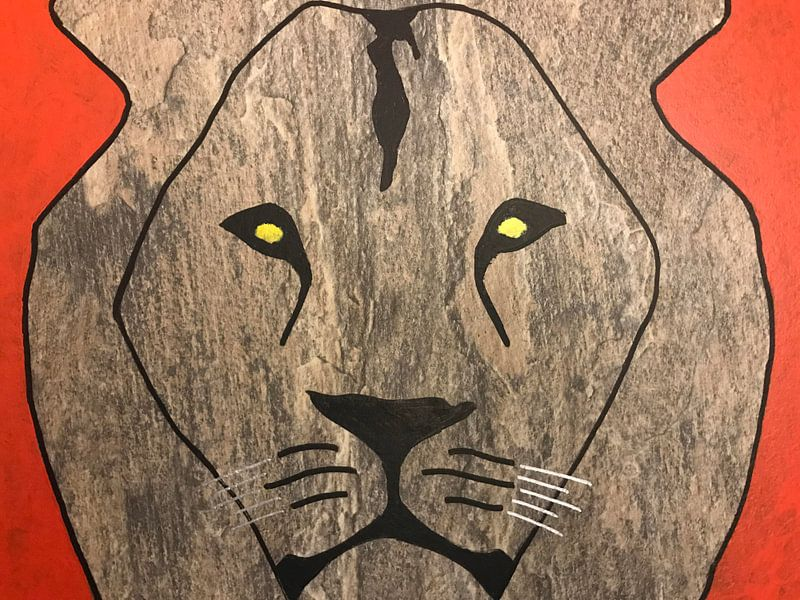 Leeuw van hou2use