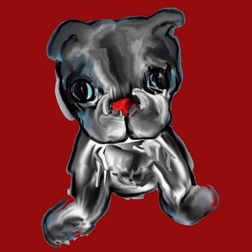 Boxer pup van Raina Versluis