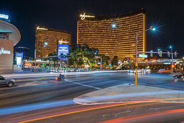 Las Vegas Traffic von Ton Kool