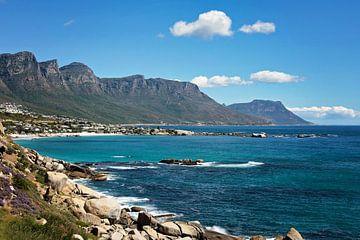 Clifton Strand Zuid Afrika van gea strucks