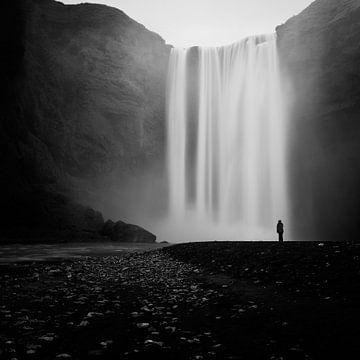 Skógafoss - Iceland van